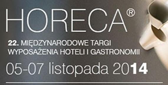 Zapraszamy do nas na HoReCa 2014